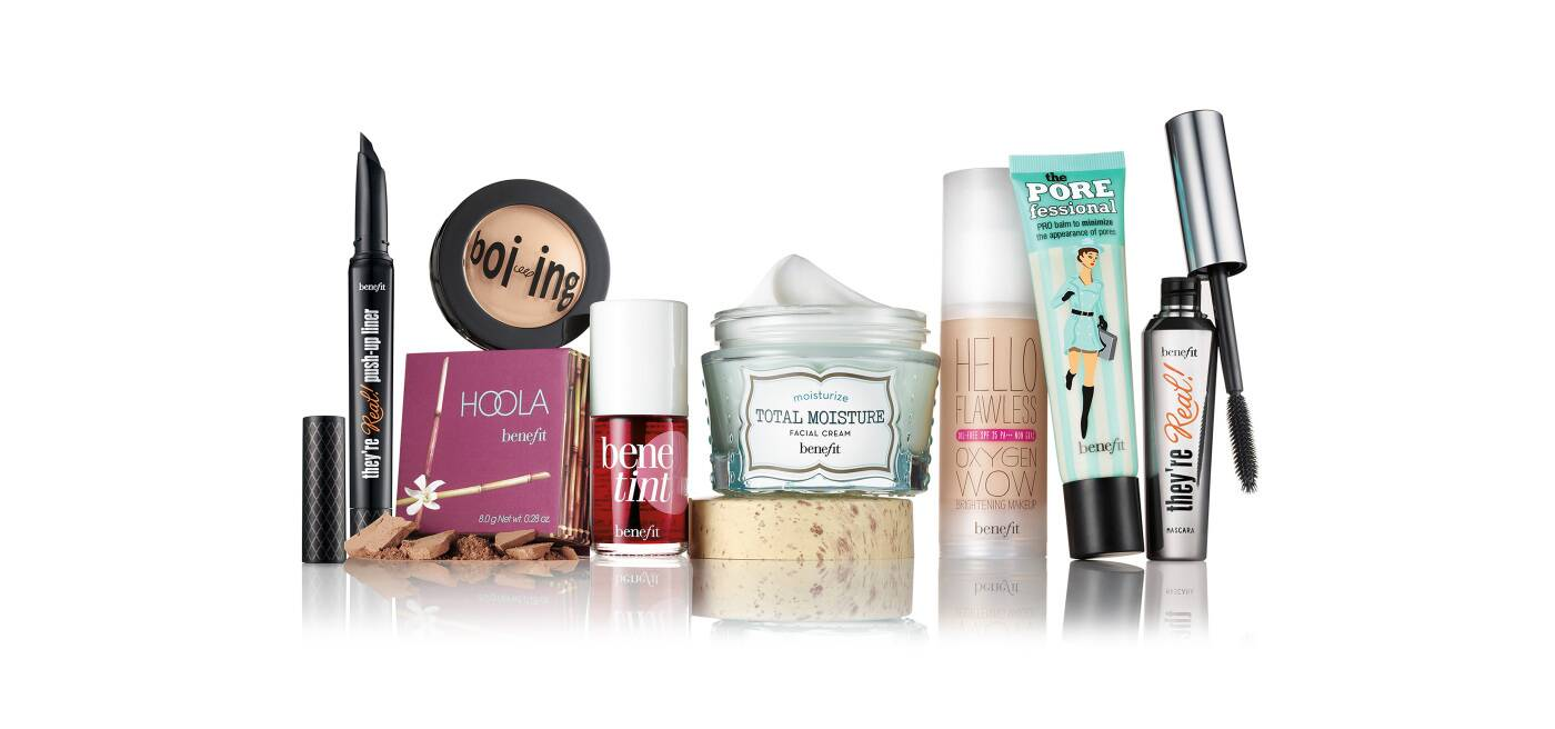 Benefit Cosmetics Makeup Beauty Skincare Perfumes