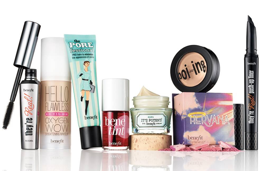 Benefits makeup