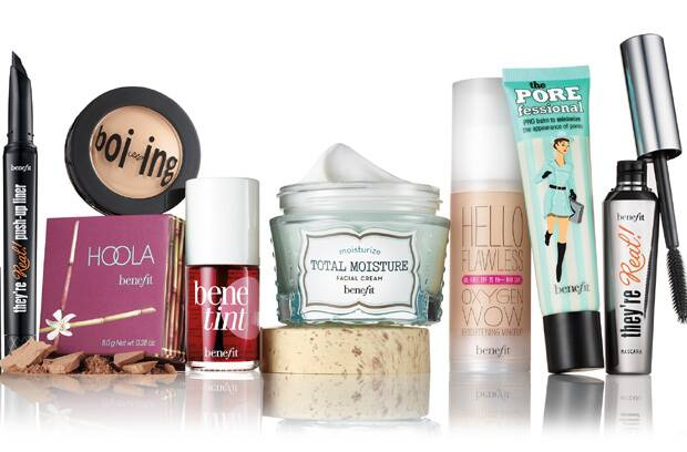 Benefit Cosmetics, makeup, beauty, skincare