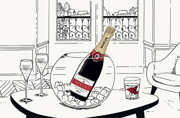 """Résultat de recherche d'images pour """"champagne mercier"""""""