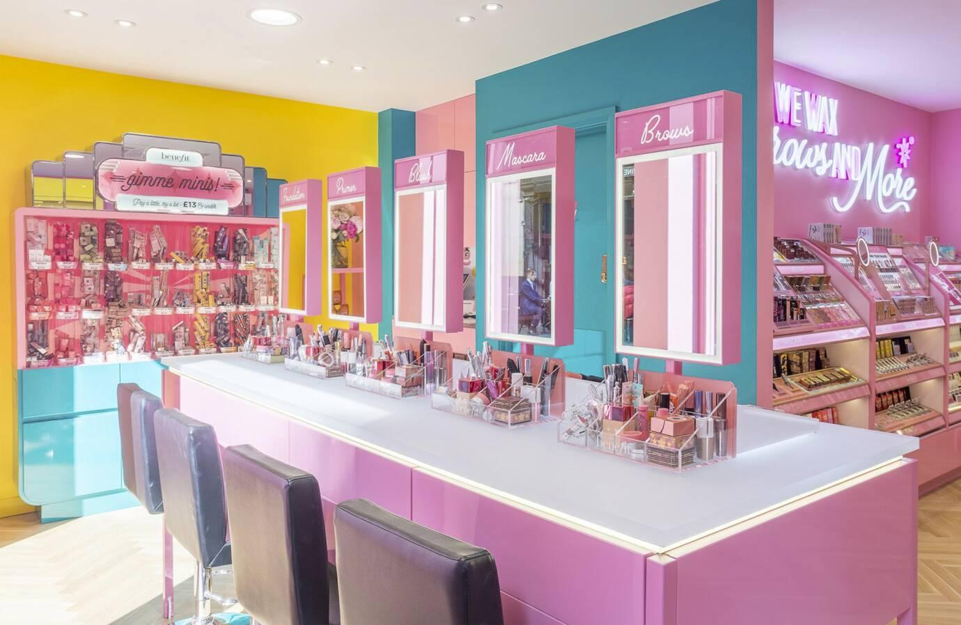 Benefit Cosmetics, makeup, beauty, skincare - Perfumes & Cosmetics - LVMH