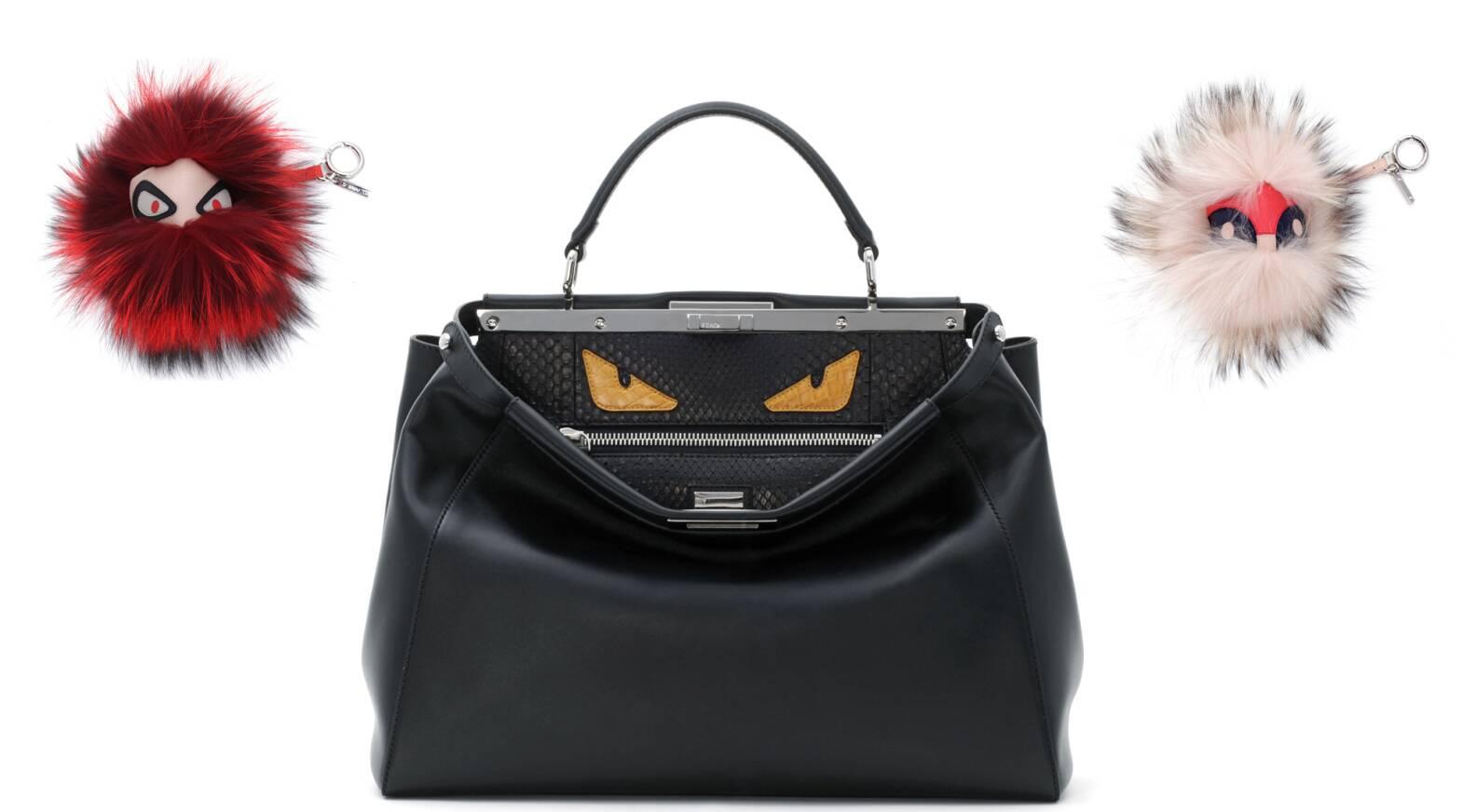 Fendi Announces Bag Bugs Invasion Lvmh