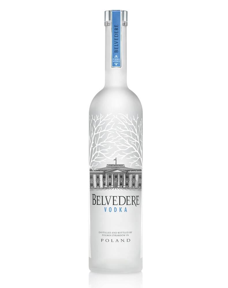 Vodka Belvedere, super...