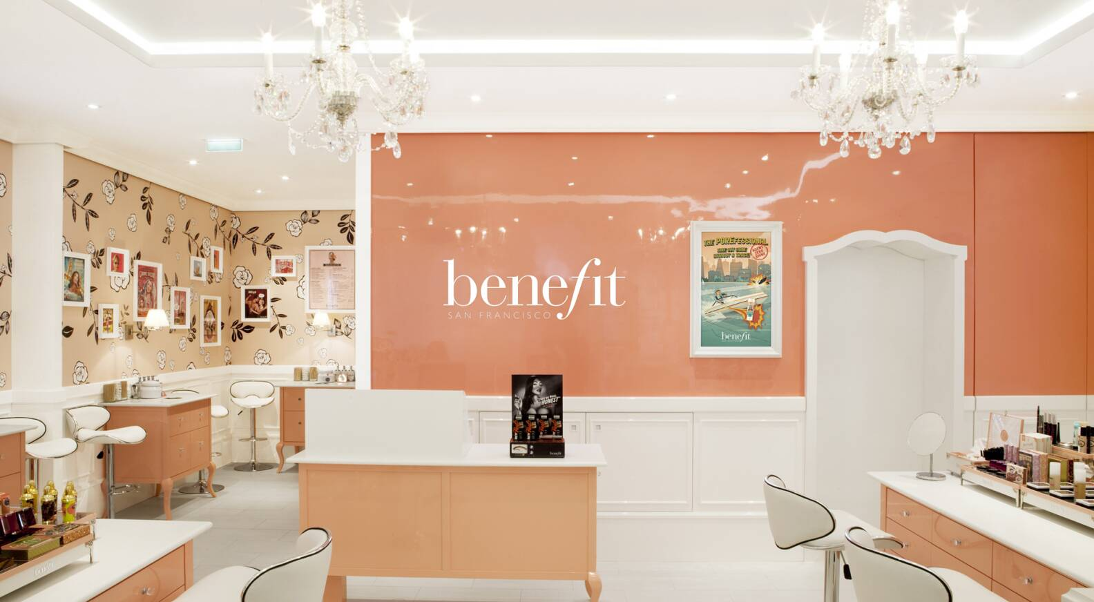 Image result for benefit cosmetics store