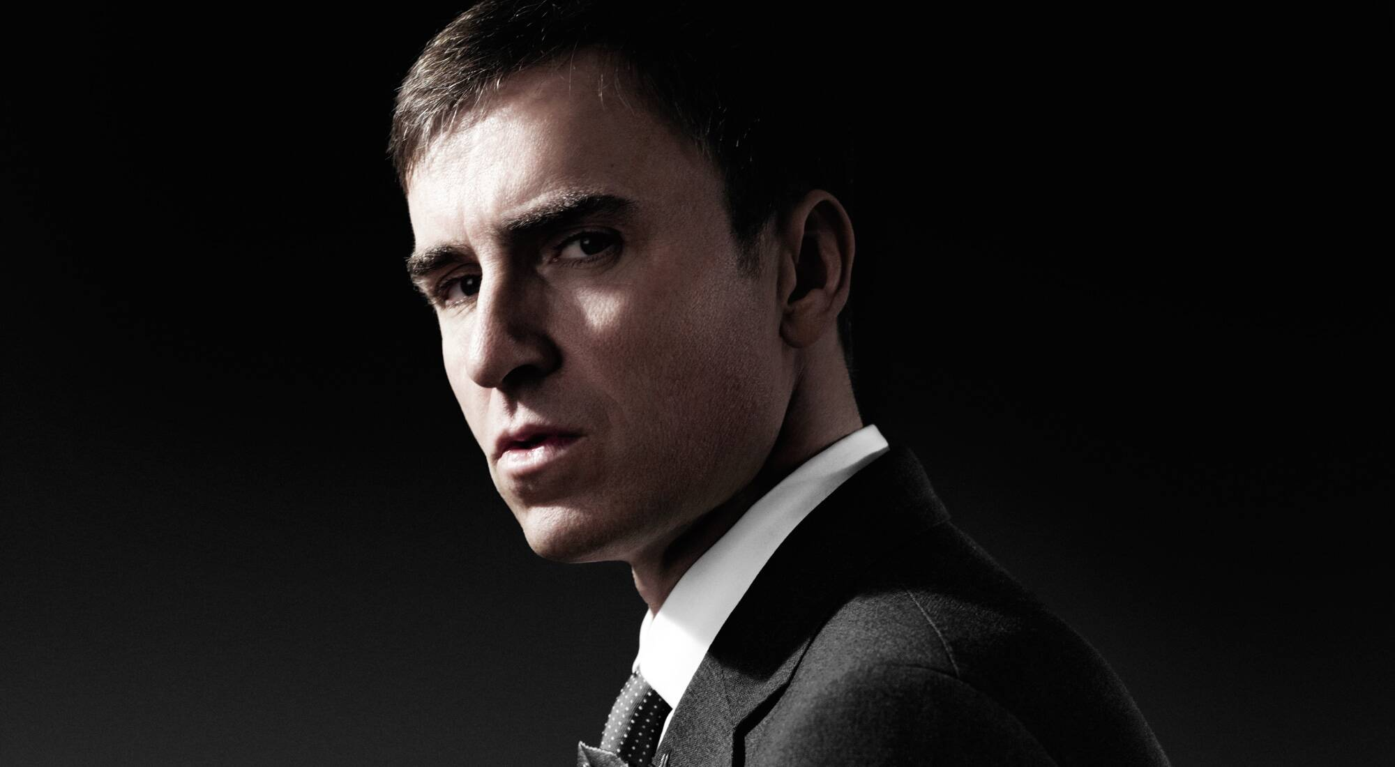 Raf Simons Honored By Cfda Lvmh