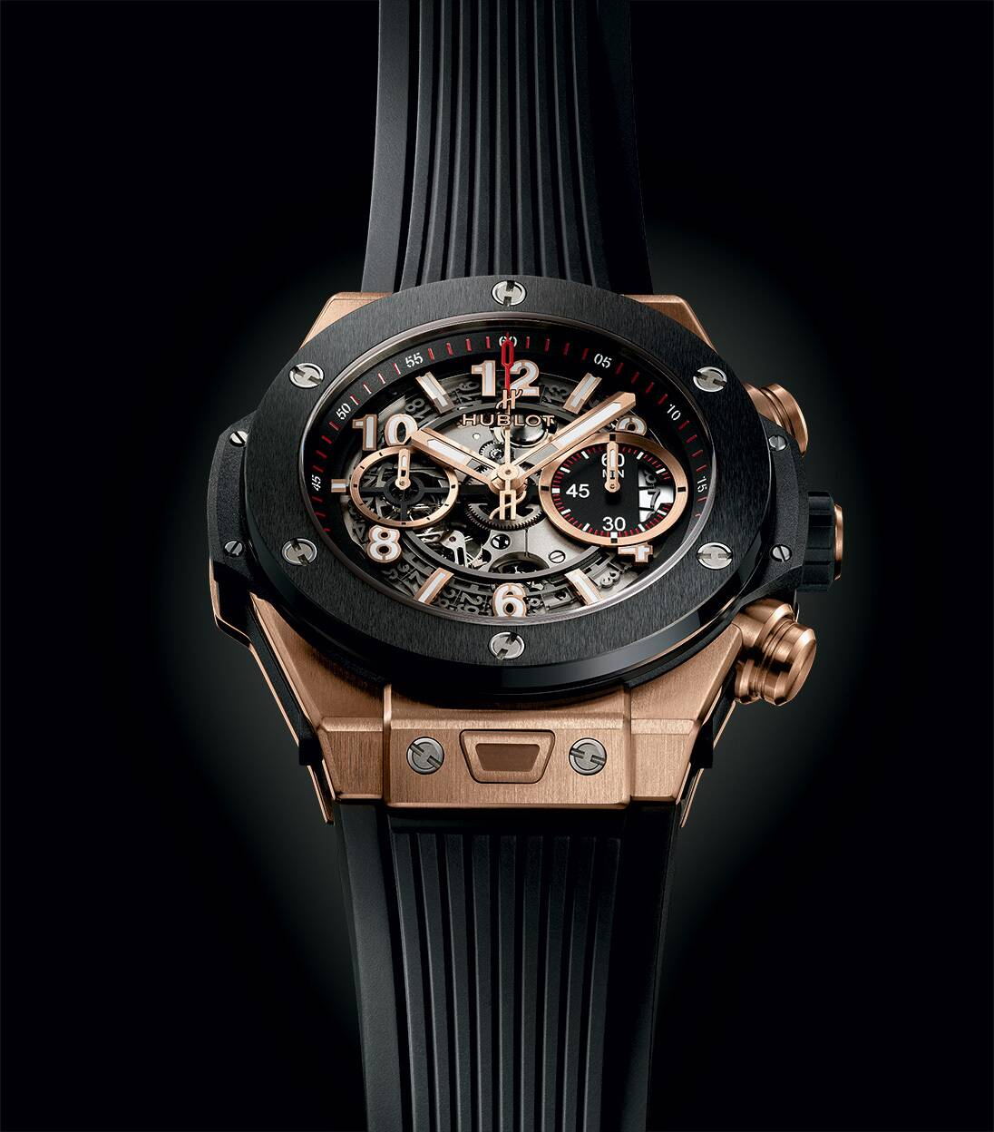 Hublot watchmaking expertise watches jewelry lvmh for Watches hublot