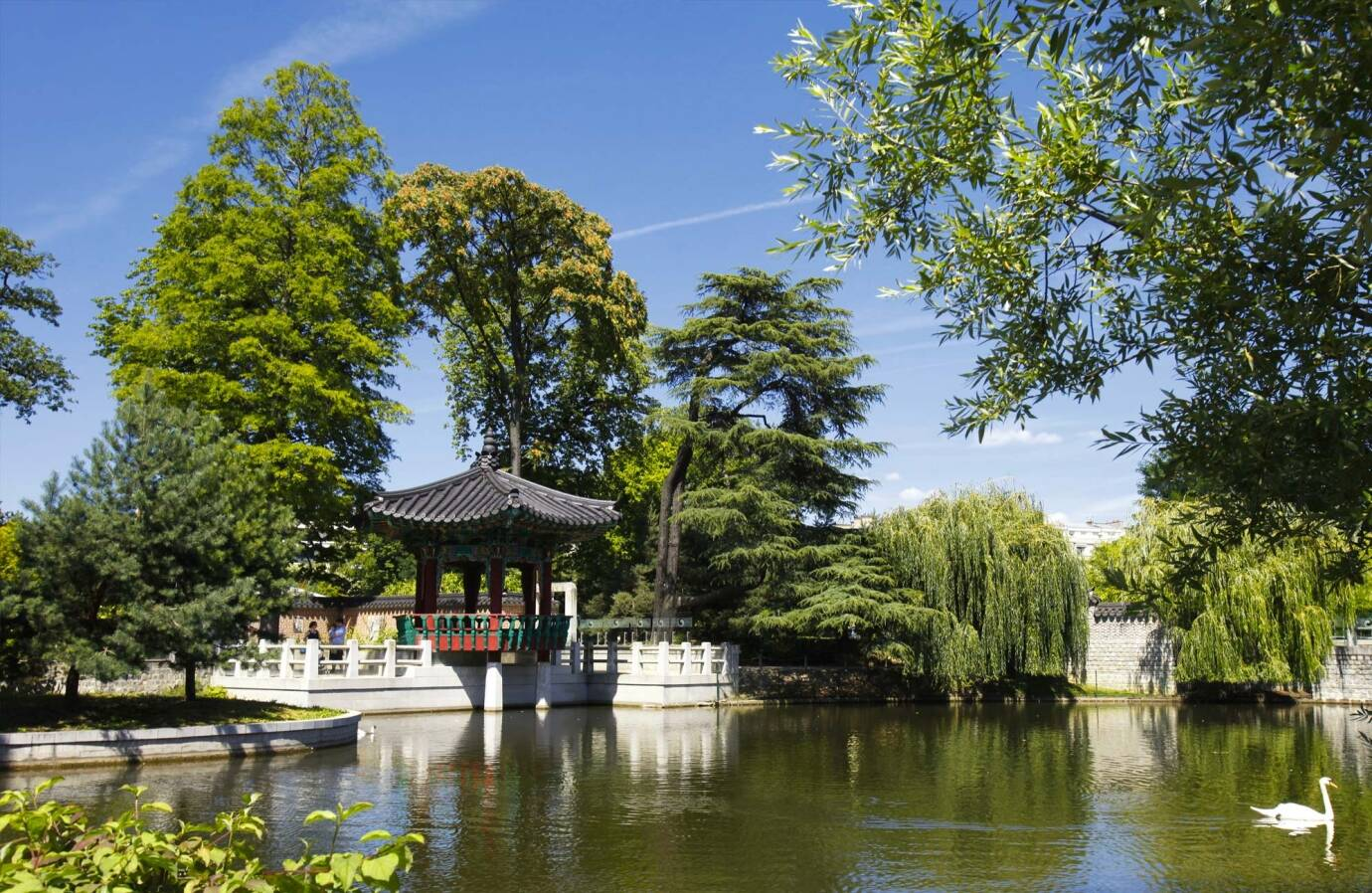 Jardin D Acclimatation A Leisure Facility And Theme Park In Paris