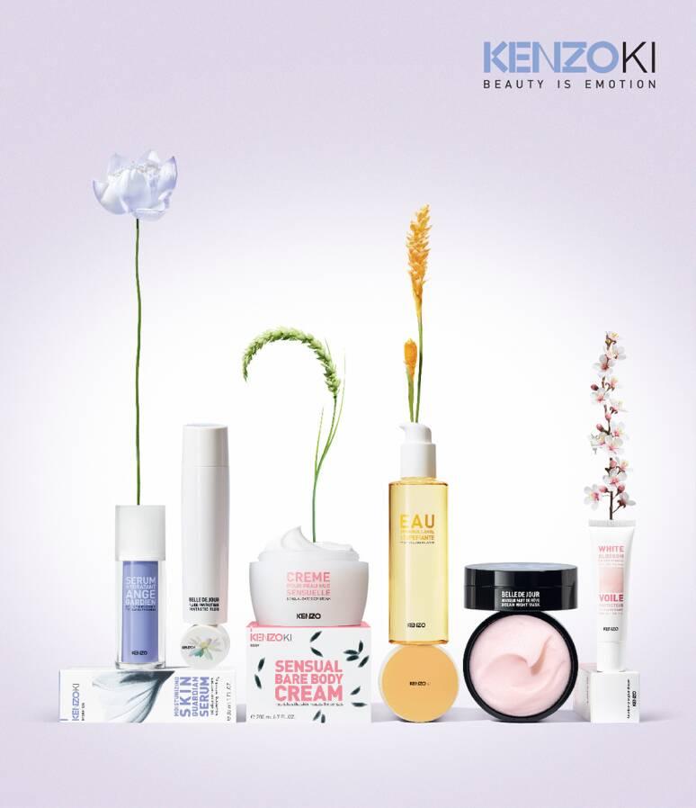 c06890b9c0 Kenzo Parfums, parfum, ligne de soins - Parfums & Cosmétiques - LVMH