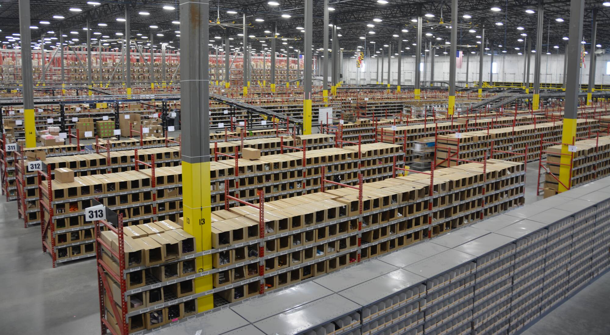 Sephora Opens New Logistics Center In U S Lvmh