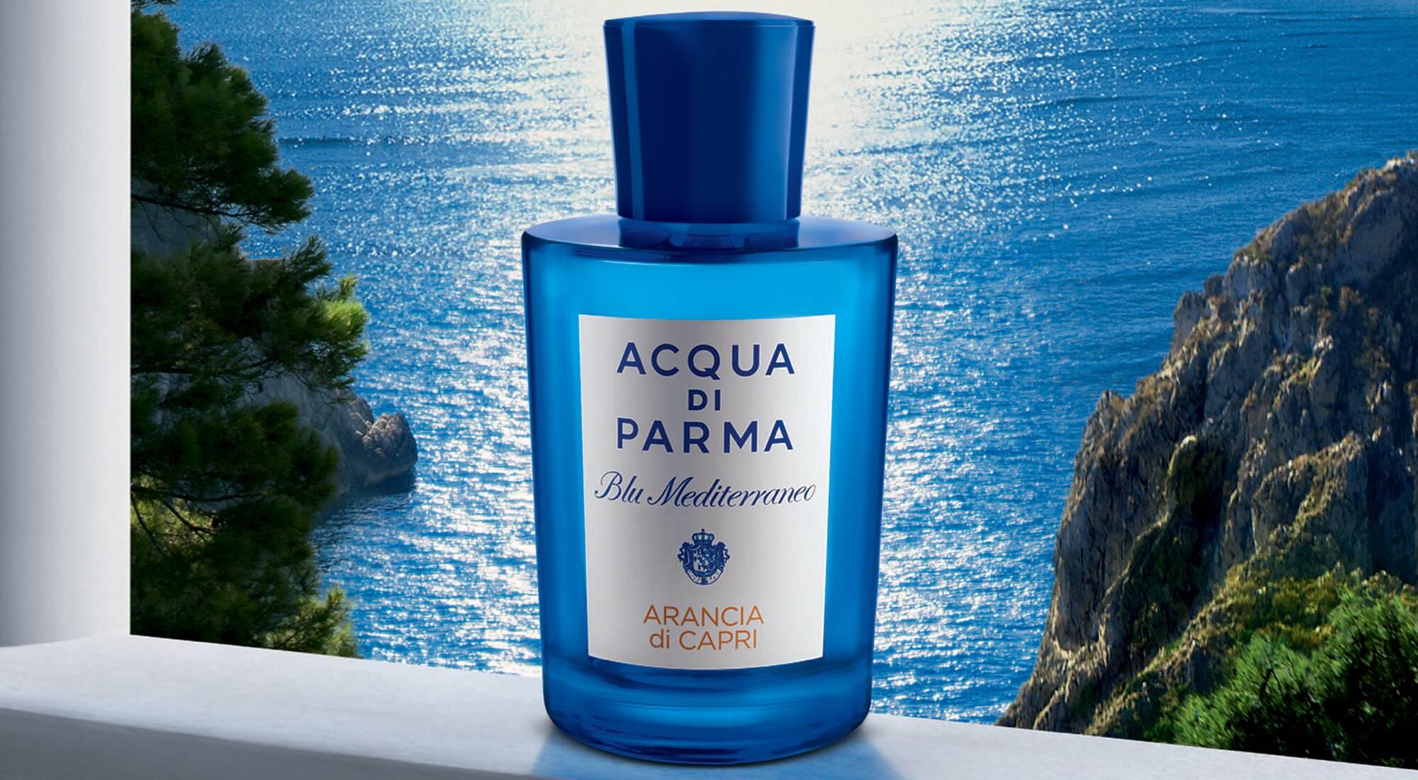 summer products  arancia di capri by acqua di parma