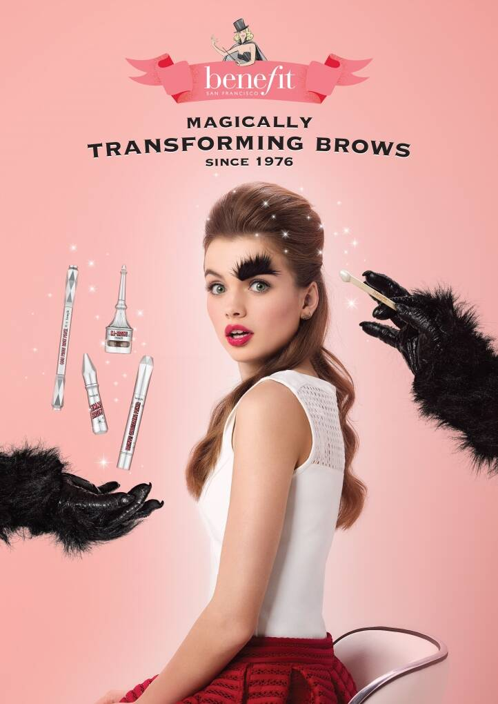 Benefit launches new Brow Collection