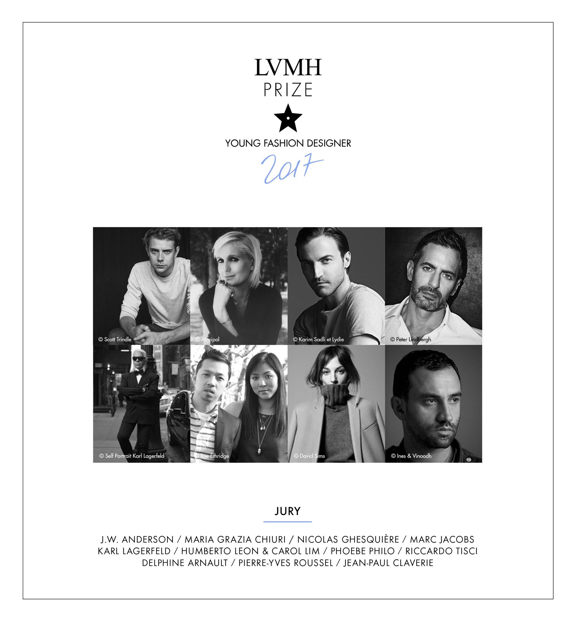 Young Fashion Designer Prix Lvmh