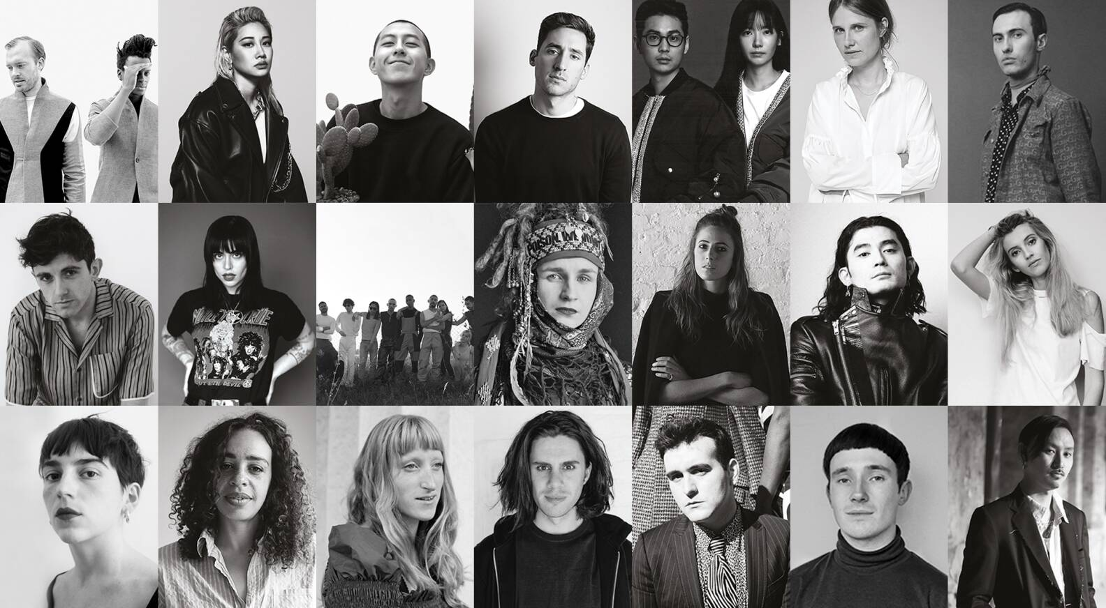 Lvmh prize for young fashion designers 2017: lvmh announces the list