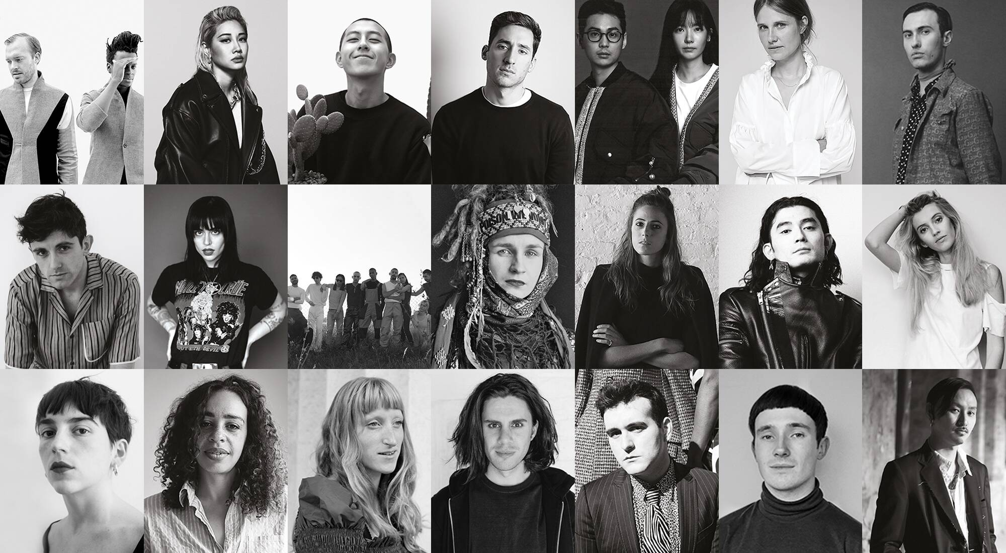 Lvmh Prize For Young Fashion Designers 2017 Lvmh Announces The List Of The 21 Shortlisted Designers Lvmh