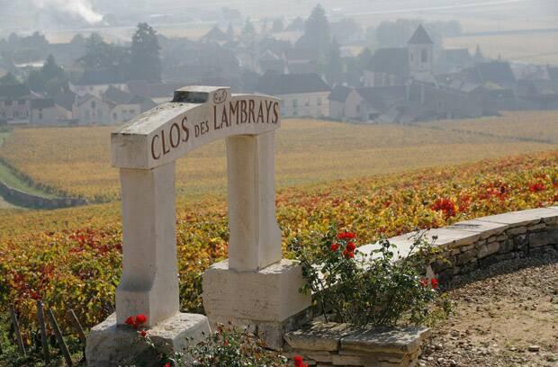 clos des lambrays vins spiritueux lvmh