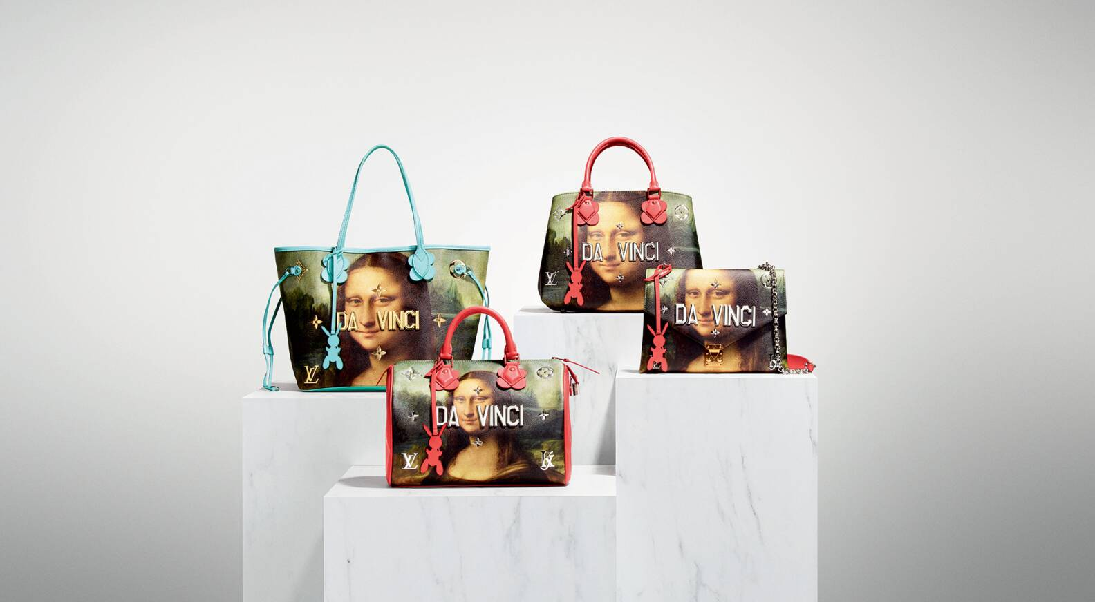fe093ec763 Louis Vuitton unveils Masters, a collaboration with artist Jeff Koons - LVMH