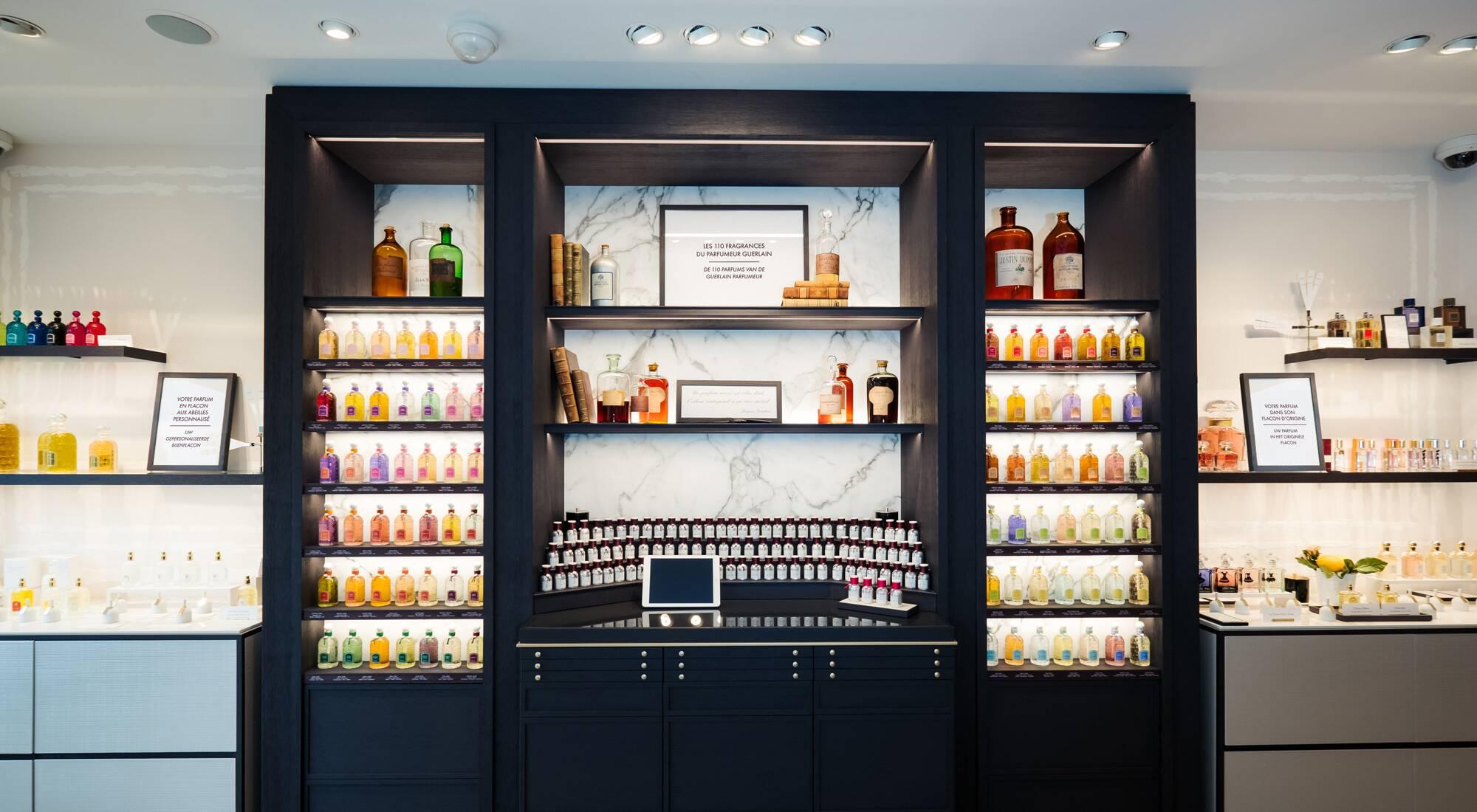 Afbeeldingsresultaat voor Guerlain Parfumeur personalization