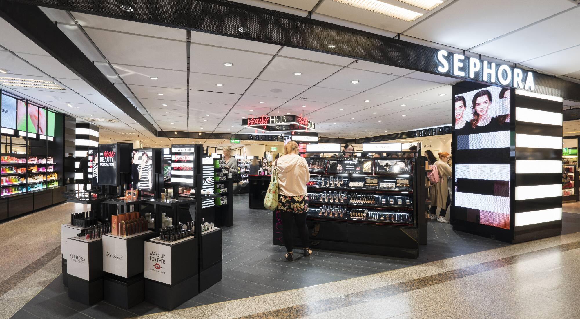 Sephora arrives in Germany with first store in Munich - LVMH