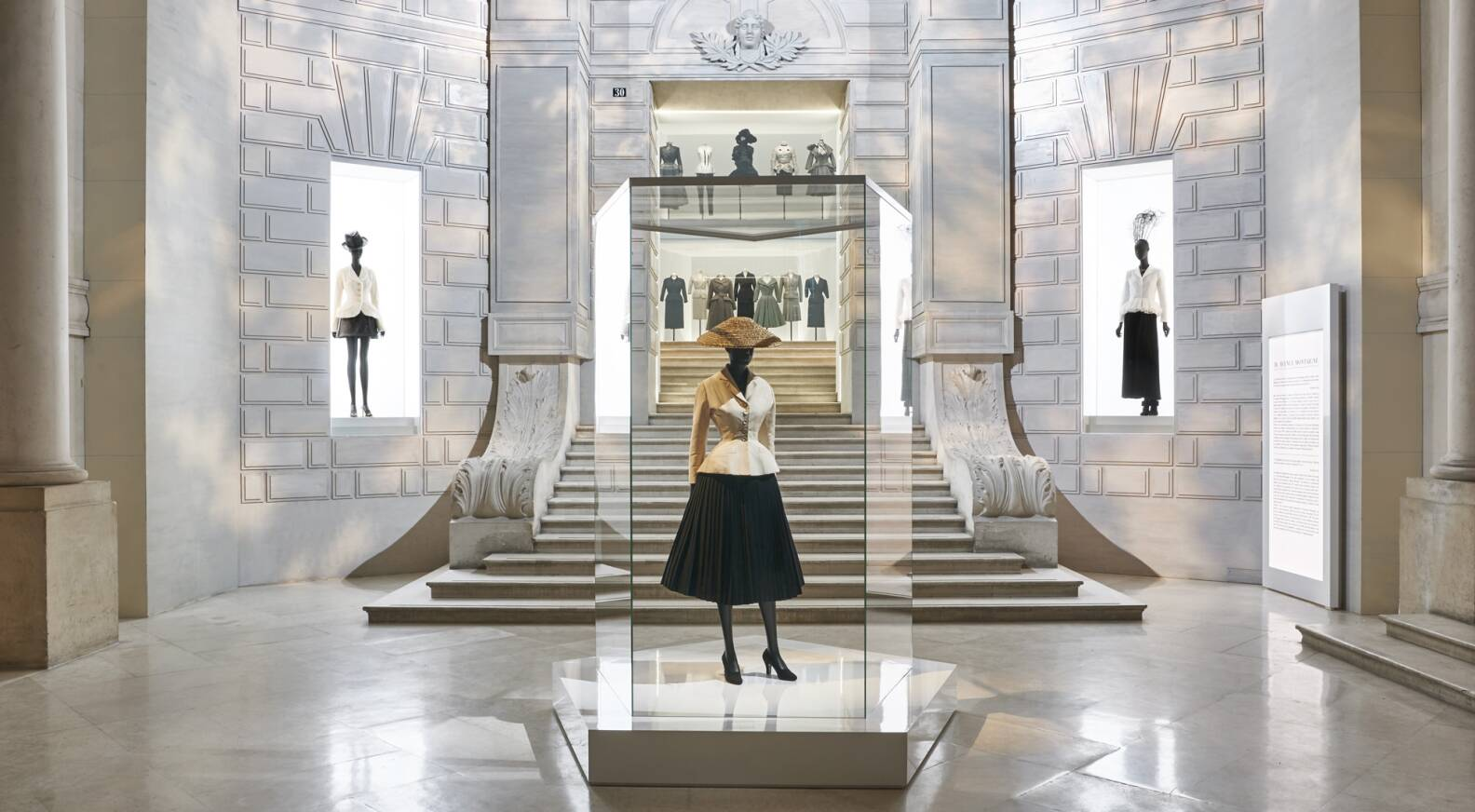 "Christian Dior, Designer of Dreams"": Maison Dior showcased at Musée ..."