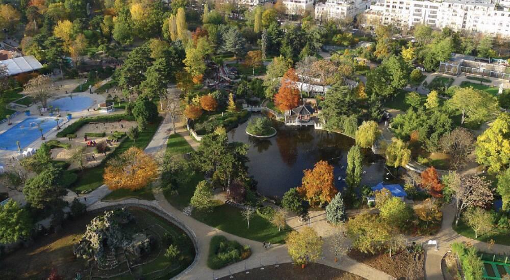 Le Jardin D Acclimatation Se Refait Une Beaute Pour Le Printemps