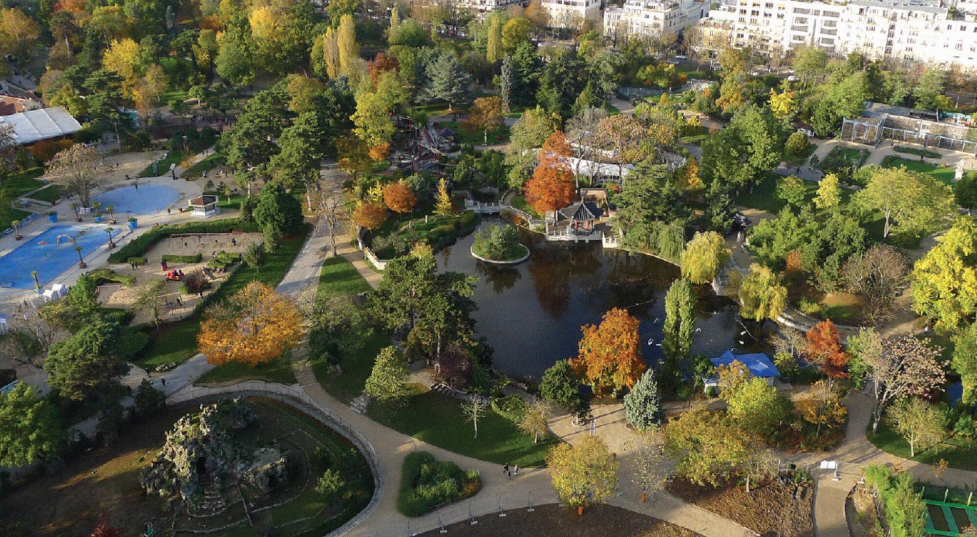 Jardin d acclimatation gets a makeover for spring 2018 lvmh for Jardin d acclimatation
