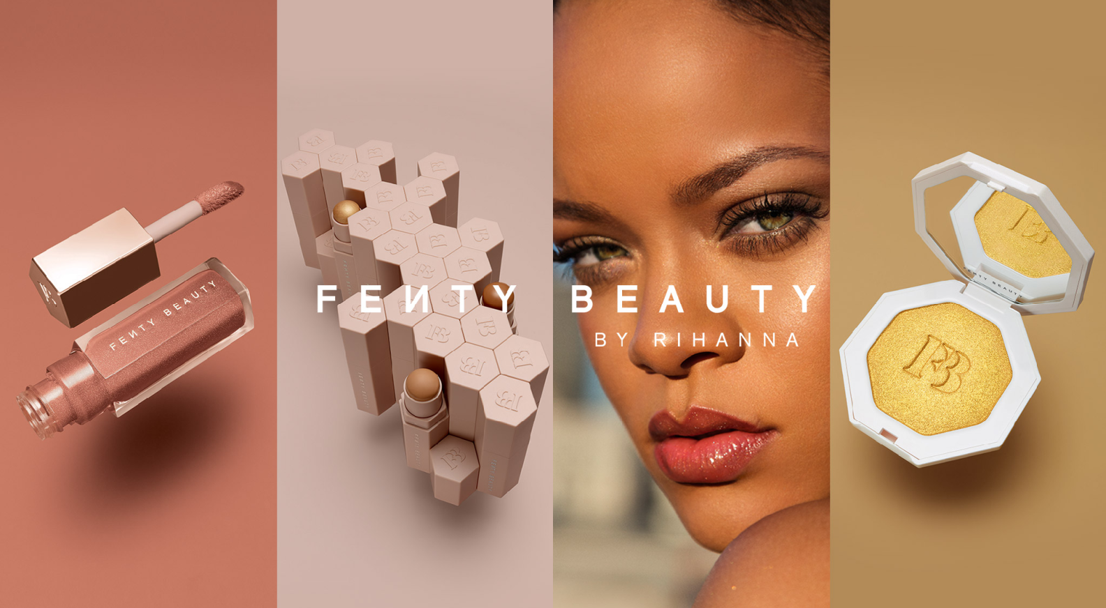 Rihanna Launches Fenty Beauty By Rihanna Makeup Brand With Sephora