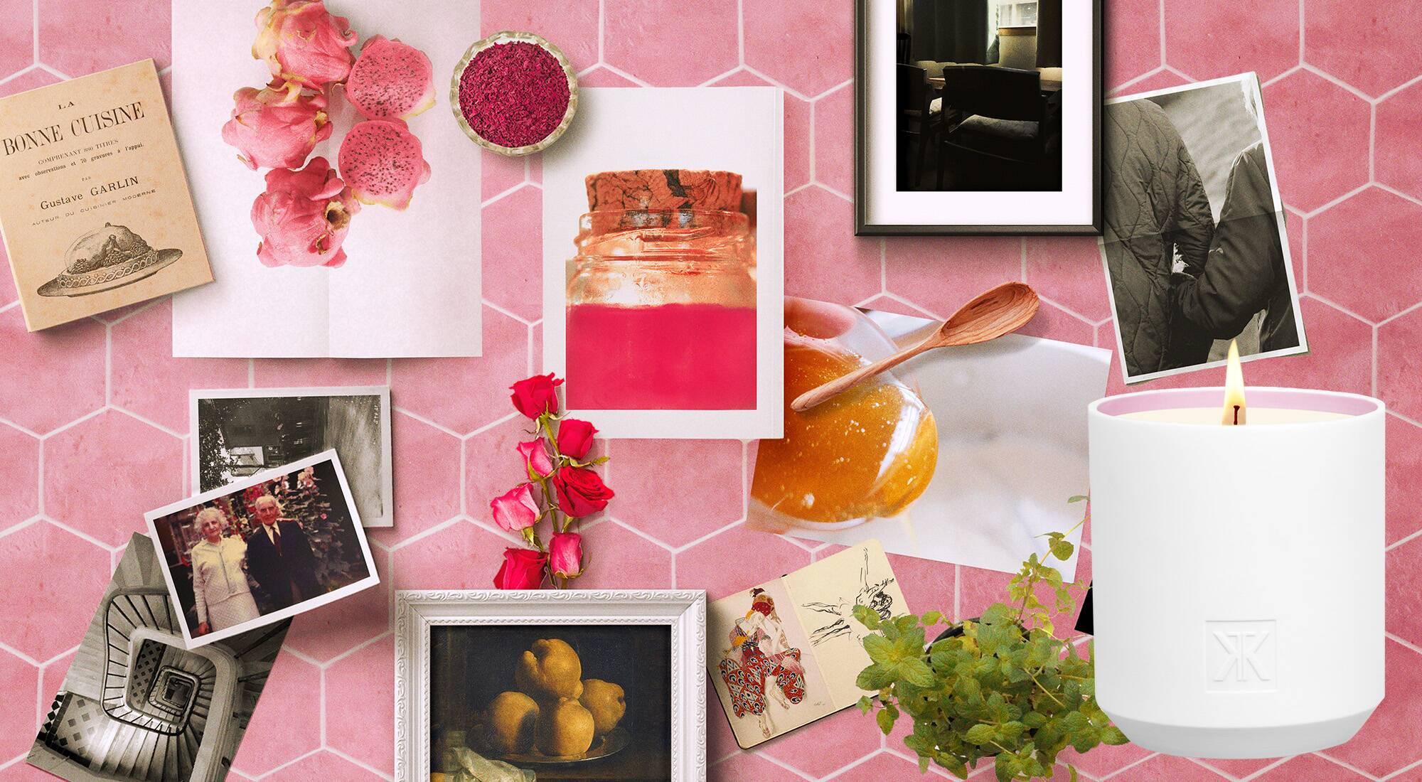 maison francis kurkdjian d voile les maisons de la maison sa nouvelle collection de bougies. Black Bedroom Furniture Sets. Home Design Ideas