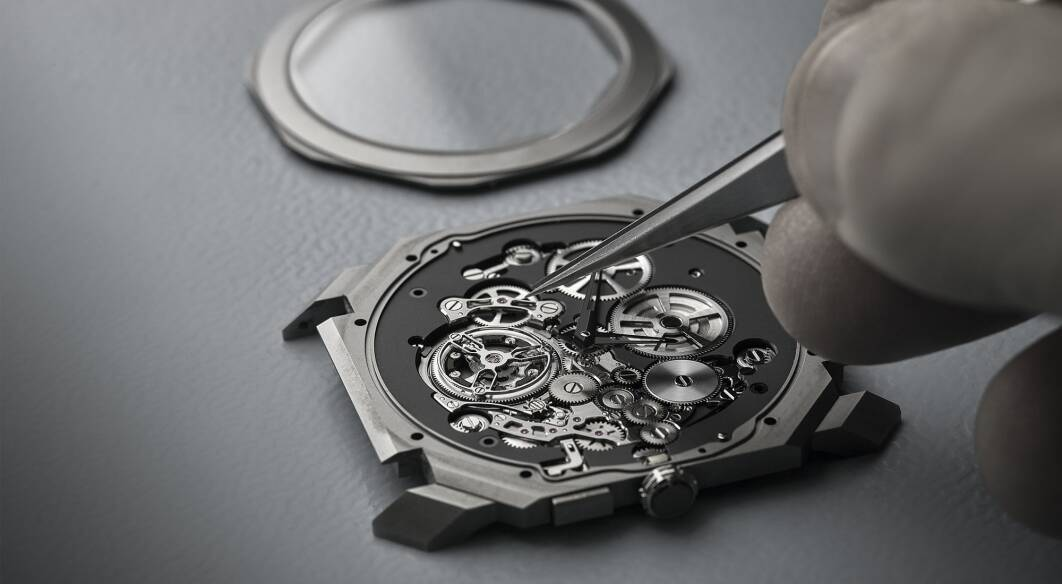 Baselworld 2018  Bulgari celebrates 100 years of jewelry watchmaking ... 6821119b4b1