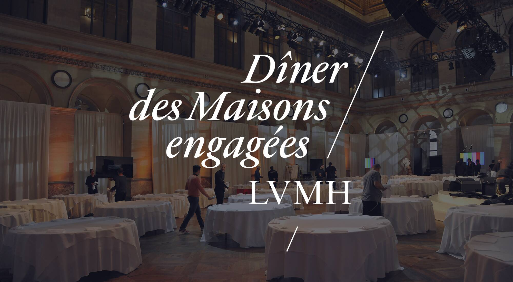 Committed Companies Dinner Initiative Lvmh