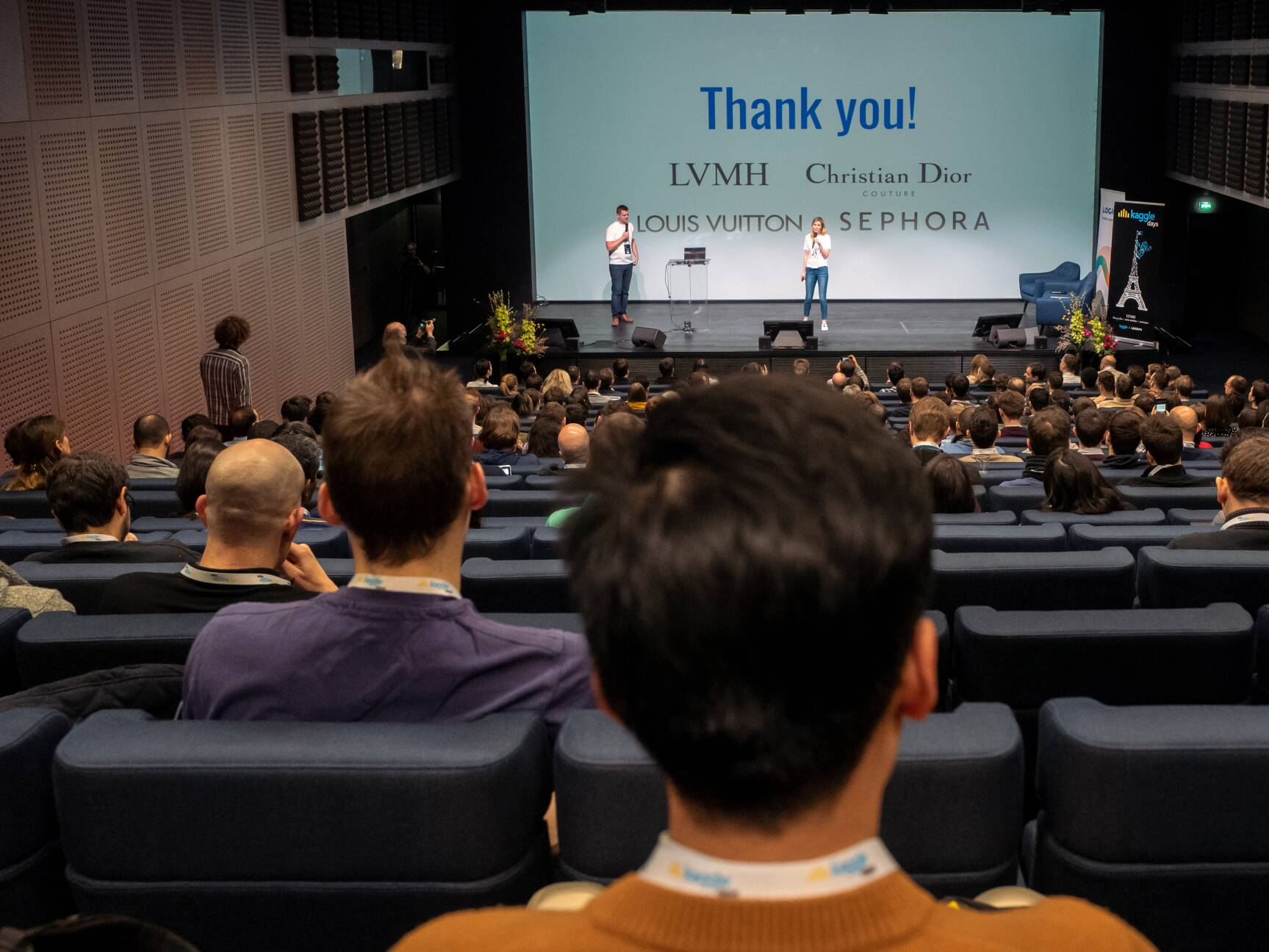 LVMH sponsors second edition of Kaggle Days with Dior, Louis Vuitton