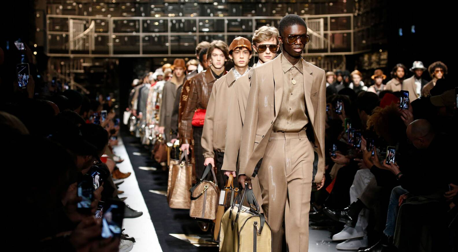 d06e6ac3ee89 Fall-Winter 2019 2020 Fashion Weeks in Milan and Paris - LVMH