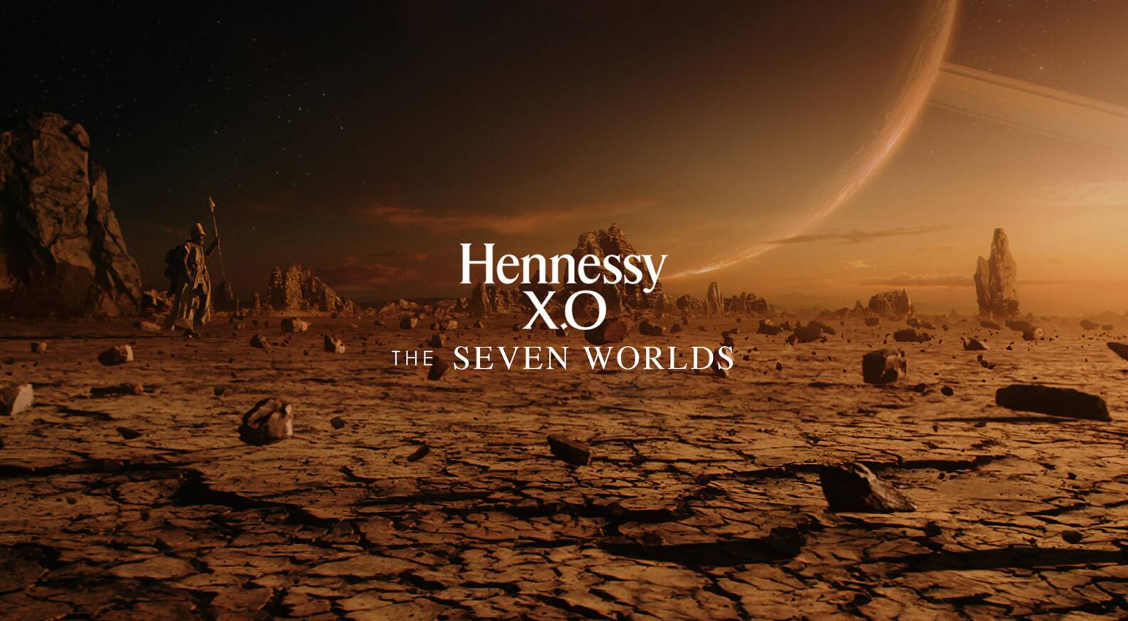 """f0f4cea735ae8 Hennessy unveils """"The Seven Worlds"""", an epic short film by Ridley Scott  exploring the seven tasting notes in its signature cognac Hennessy X.O"""