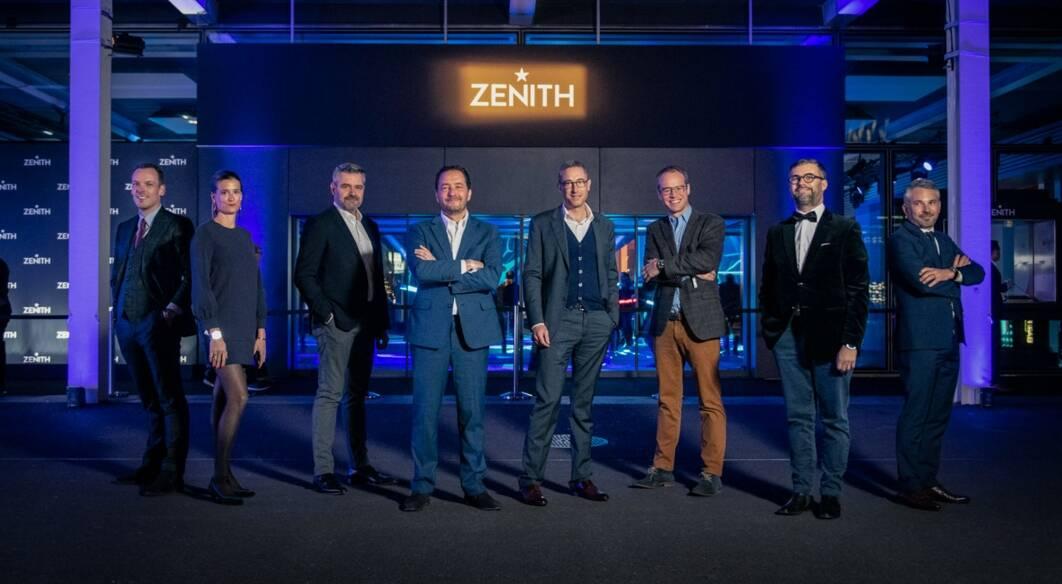 new concept 5c046 b8fc6 2019年巴塞尔国际钟表珠宝展:Zenith以DEFY Inventor和DEFY El ...