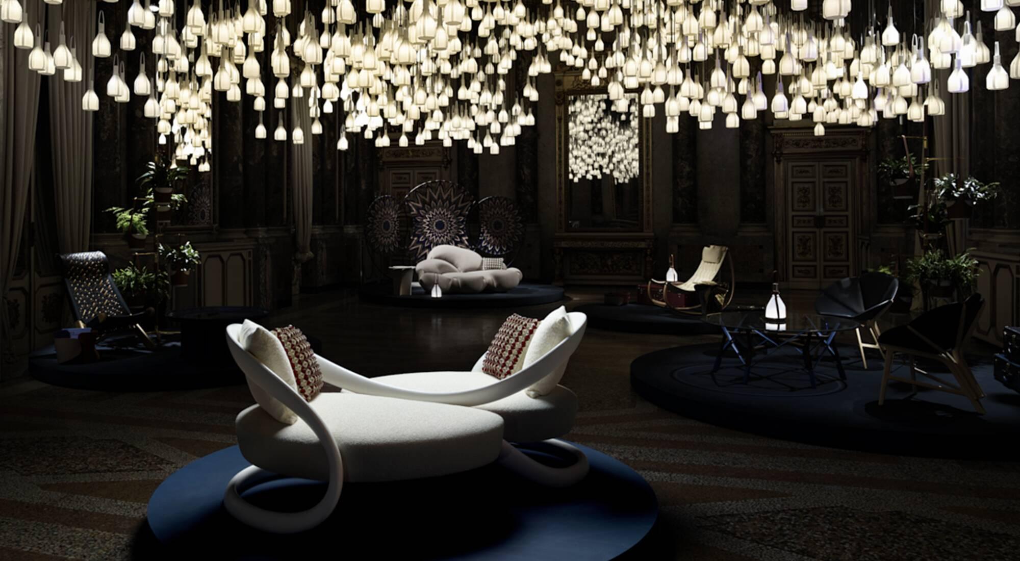 lvmh maisons showcase creative passion during milan design