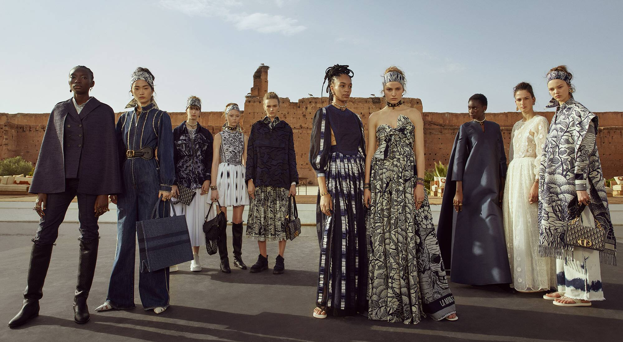 Dior 2020 Cruise Collection Celebrates Africa Lvmh