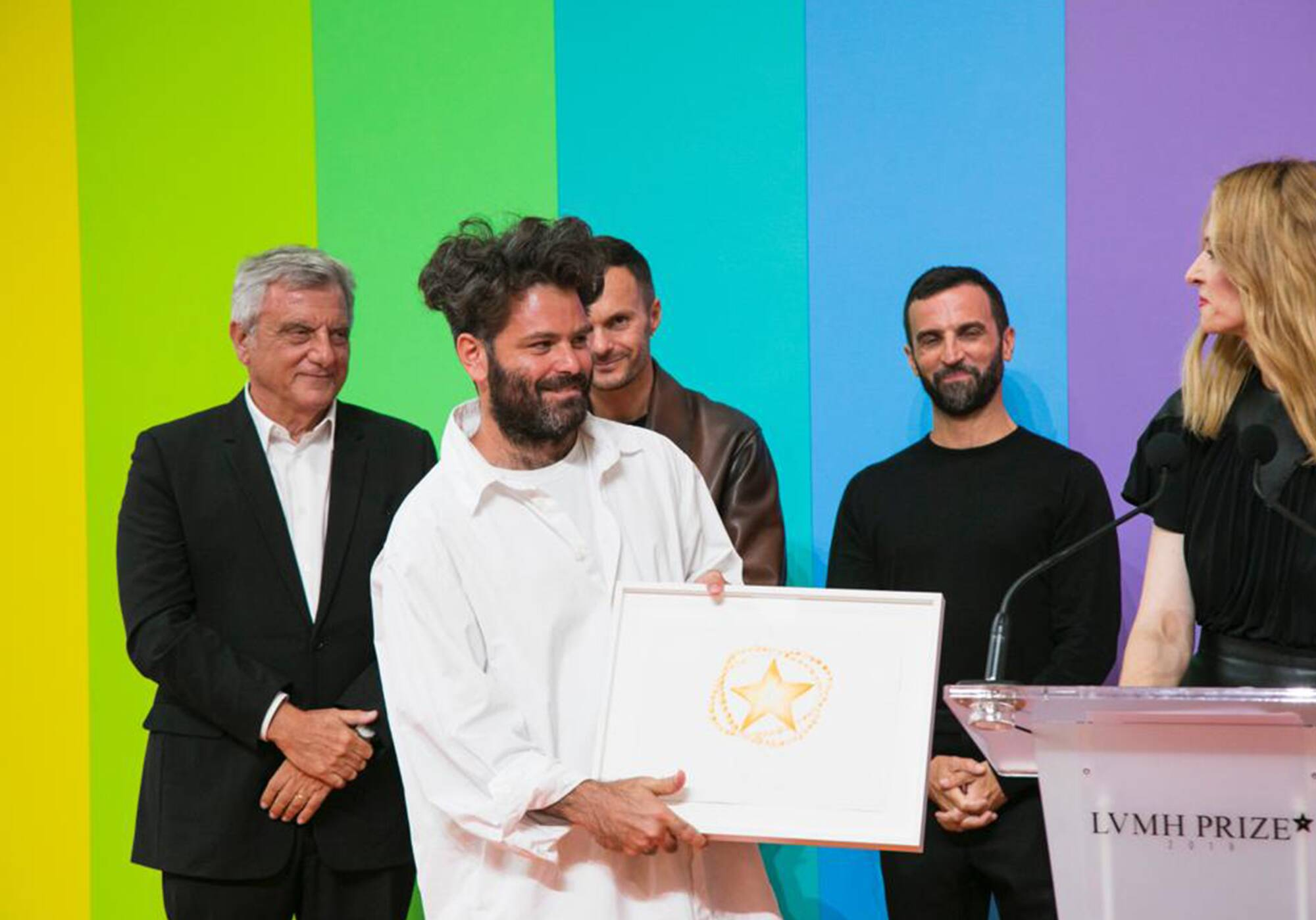 2019 Lvmh Prize For Young Fashion Designers The Winners Lvmh
