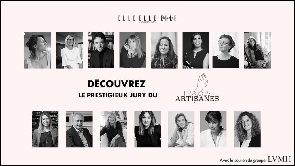 jury prix des artisanes